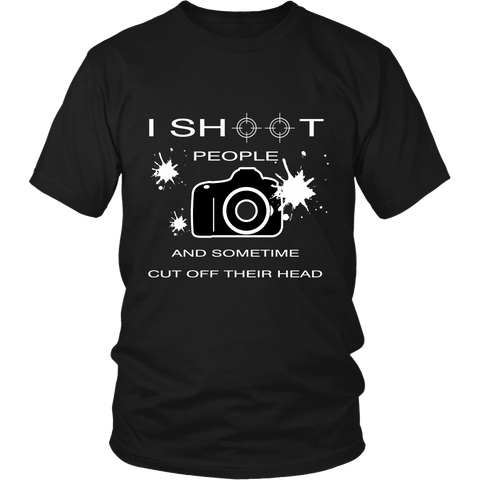 T-Shirt - I Shoot People