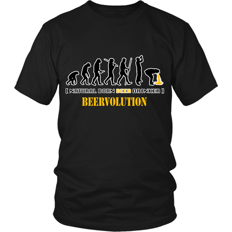 Beervolution (T-shirt) - Teeternal - 1