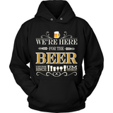 Beer - We're Here (T-shirt) - Teeternal - 3