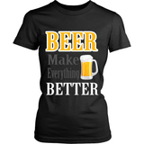 Beer Make Everything Better (T-shirt) - Teeternal - 4