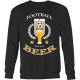 Football with Beer (T-shirt) - Teeternal - 2