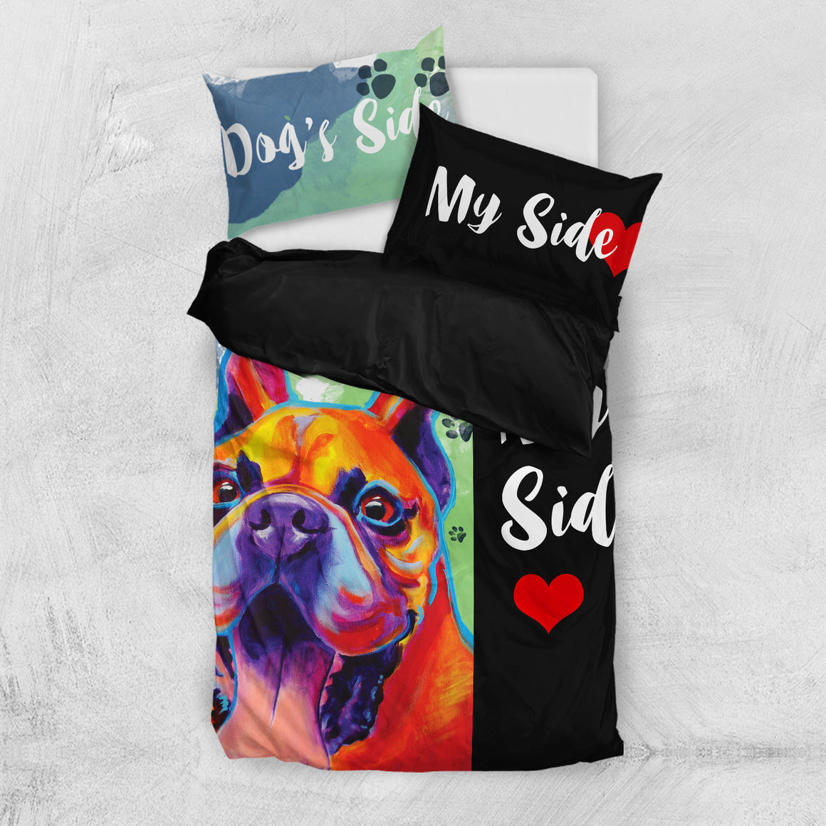 French Bulldog II Premium Duvet
