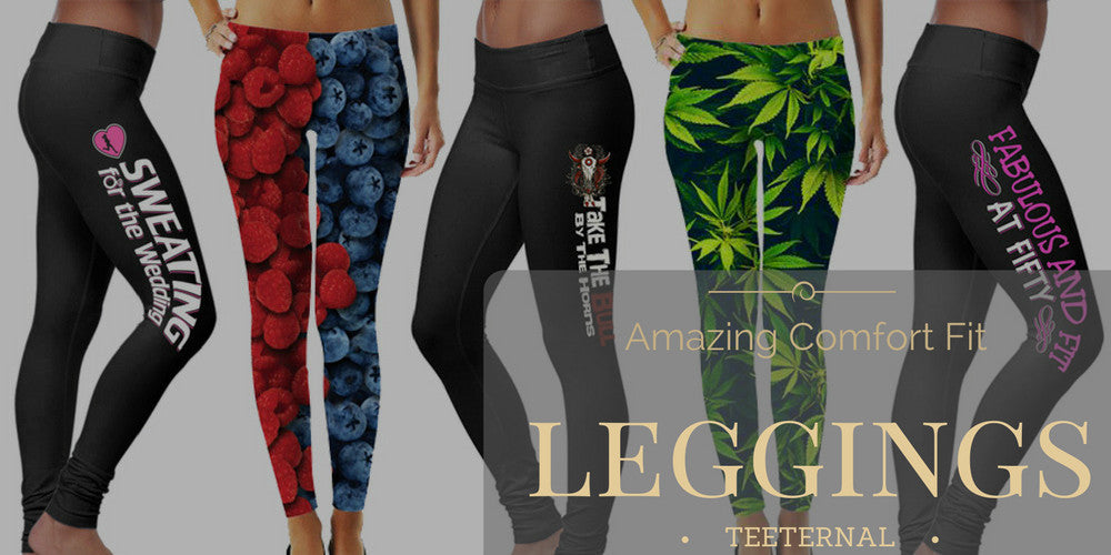 Leggings | TEETERNAL