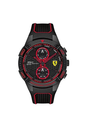 FERRARI WATCH - APEX - 0830634 - BLK/RED