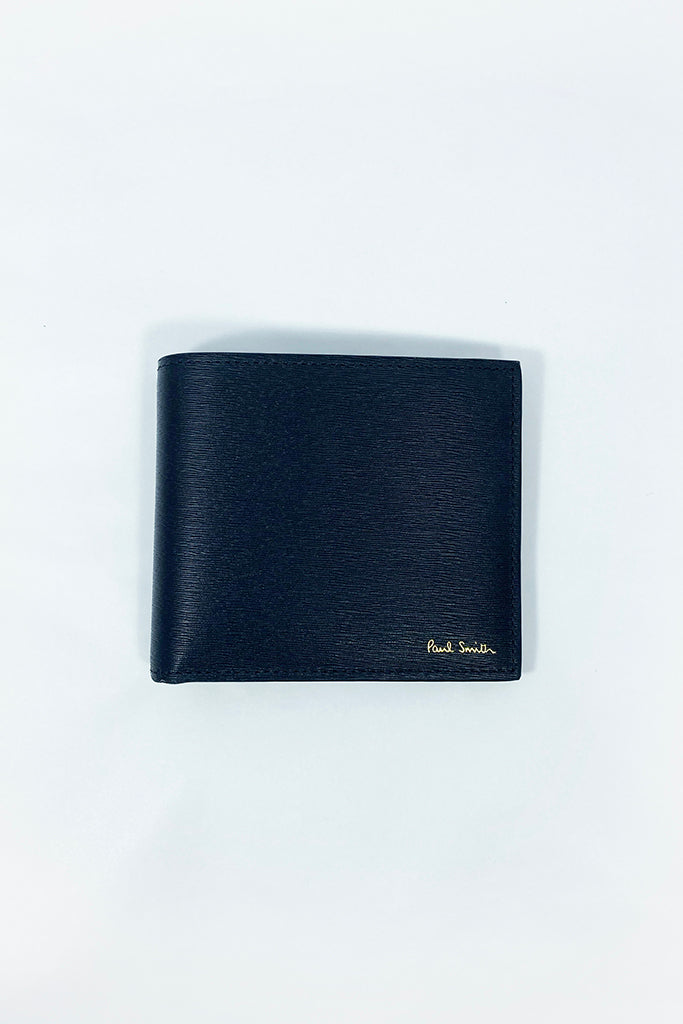 PAUL SMITH WALLET BLACK 4832BST