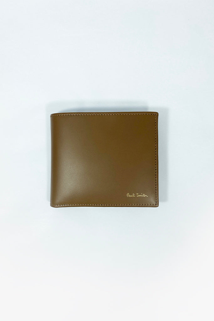 PAUL SMITH TAN COIN WALLET 4833BMULTI