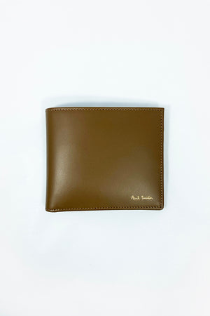 PAUL SMITH WALLET TAN 4832BMULTI