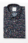 PAUL SMITH BUSINESS SHIRT  FLORAL 800PD19