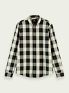 S&S L/S SHIRT CLASSIC CHECK - 158449