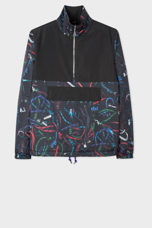 PAUL SMITH REVERSIBLE JACKET- 281UE20959