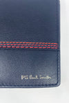 PAUL SMITH FOLD WALLET NAVY M2A5321