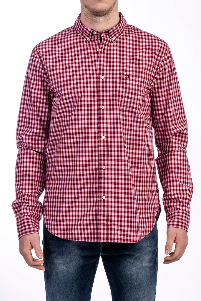 SCOTCH & SODA L/S SHIRT CHECK 425340217