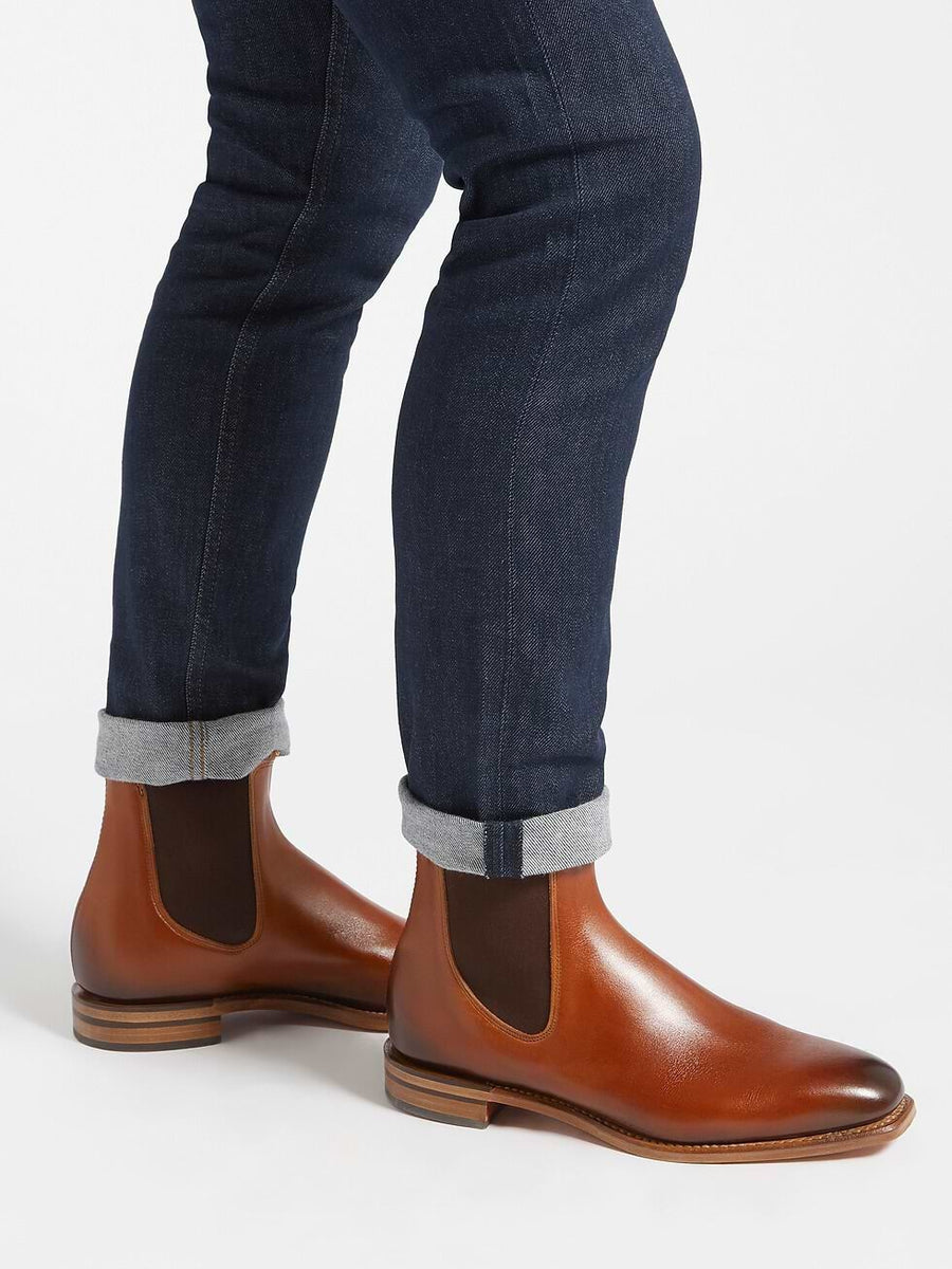 RM WILLIAMS BOOT - CHINCHILLA