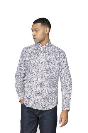 BEN SHERMAN L/S TROPIC SHIRT 541920