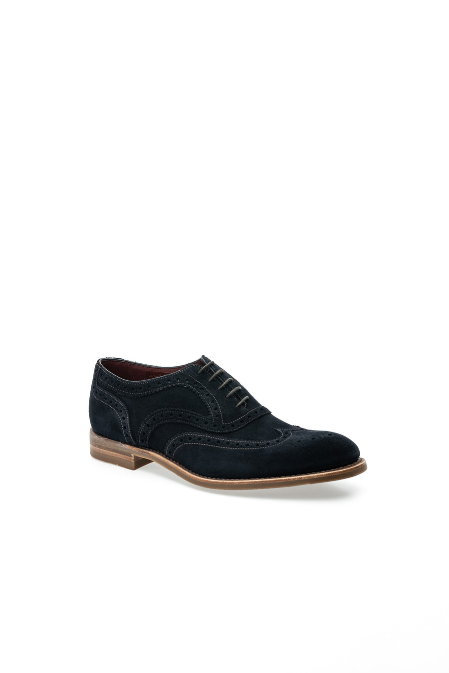 LOAKE KERRIDGE SUEDE SHOES