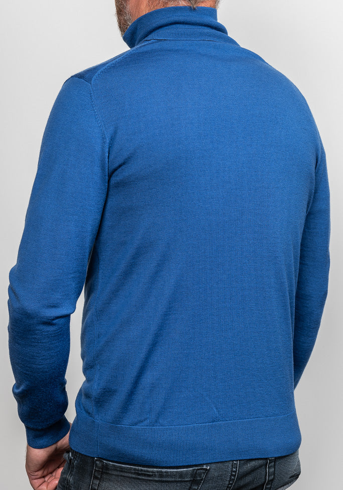 PAUL SMITH ZIP PULLOVER - A20645