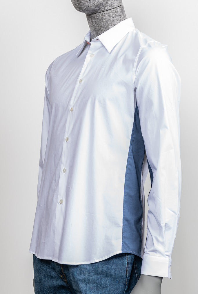PAUL SMITH L/S SHIRT - C20040