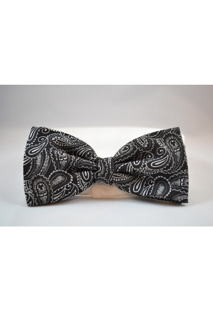 SERGIOS BOWTIE PAISLEY - ASSORTED COLOURS