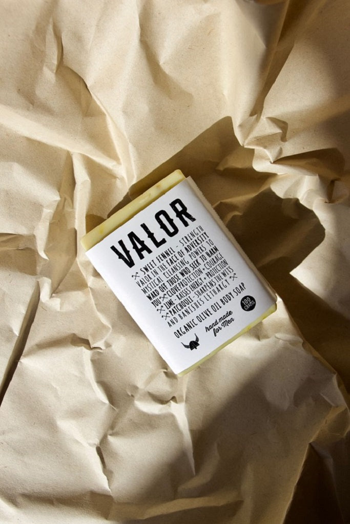 VALOR FACE & BODY SOAP 100G