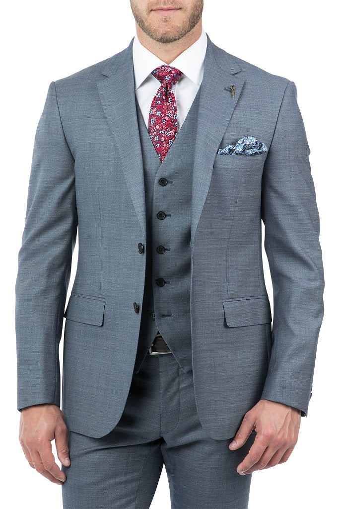JOE BLACK 2pc SUIT - MISSION - FJI891