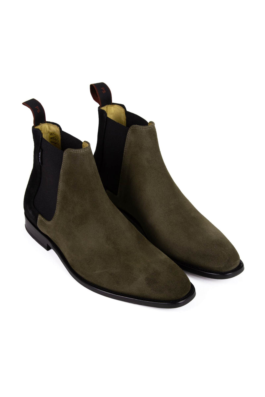PAUL SMITH BOOT 'GERALD' SUEDE