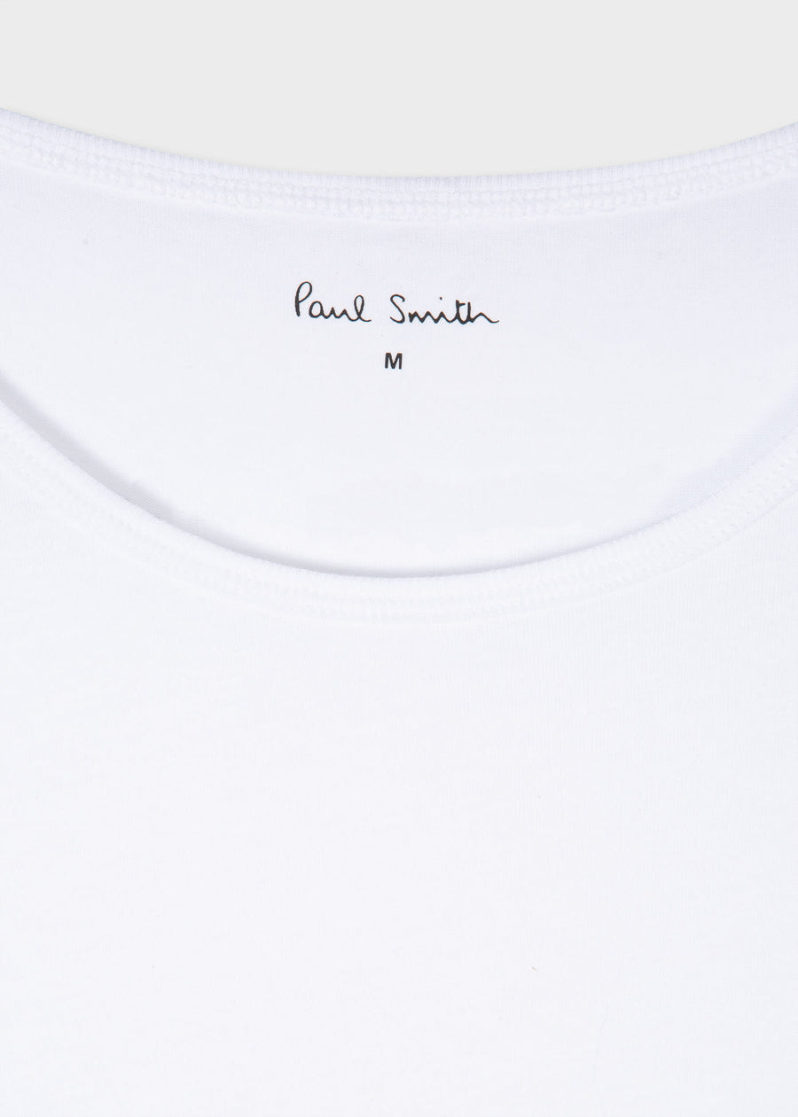 PAUL SMITH T-SHIRT 3PK - 389FA3PCK