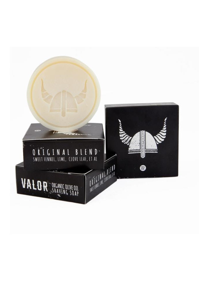 VALOR SHAVE SOAP 100G