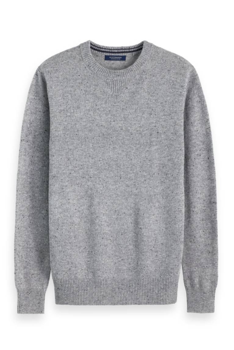 SCOTCH & SODA CREW NECK KNIT 1904152388