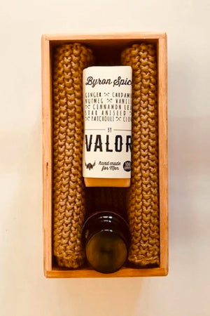 VALOR GIFT SET BEARD ME