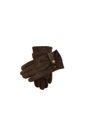 DENTS CASUAL GLOVE PIGSUEDE 5-1617