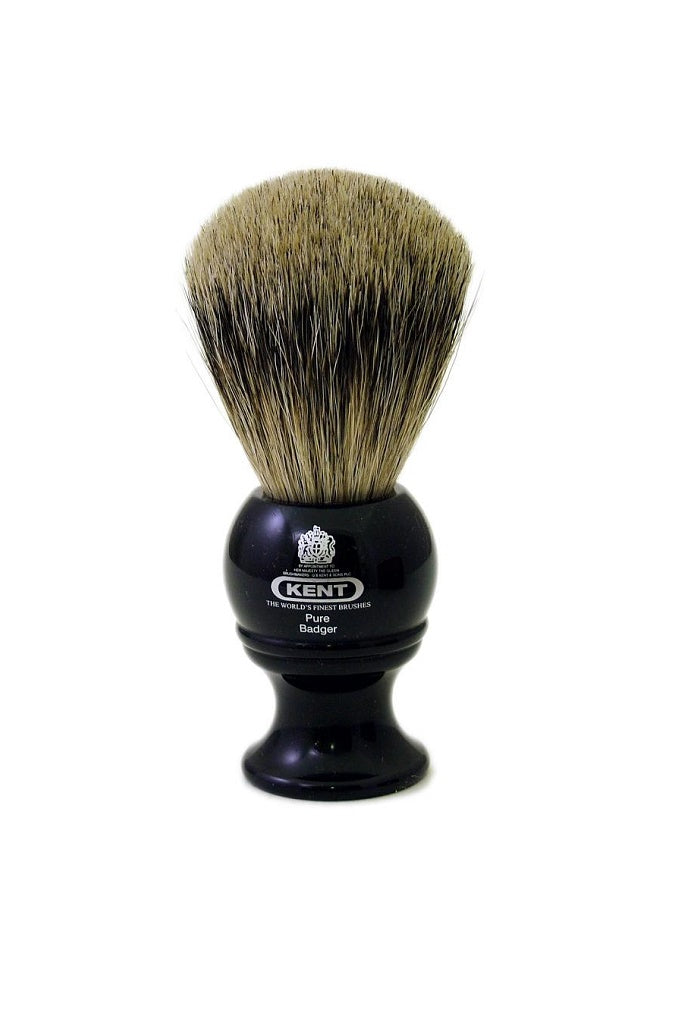 KENT SHAVING BRUSH - BLK 2