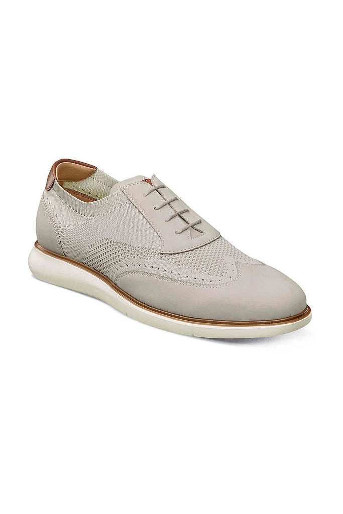 FLORSHEIM FUEL KNIT WING SHOE