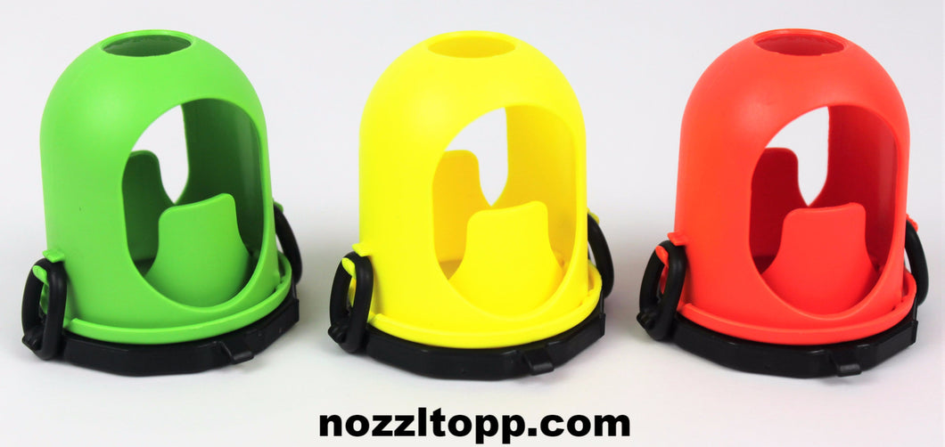 3-Pack (Green/Yellow/Orange)