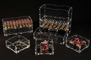 Acrylic Cases for Miniature Table-top Gaming