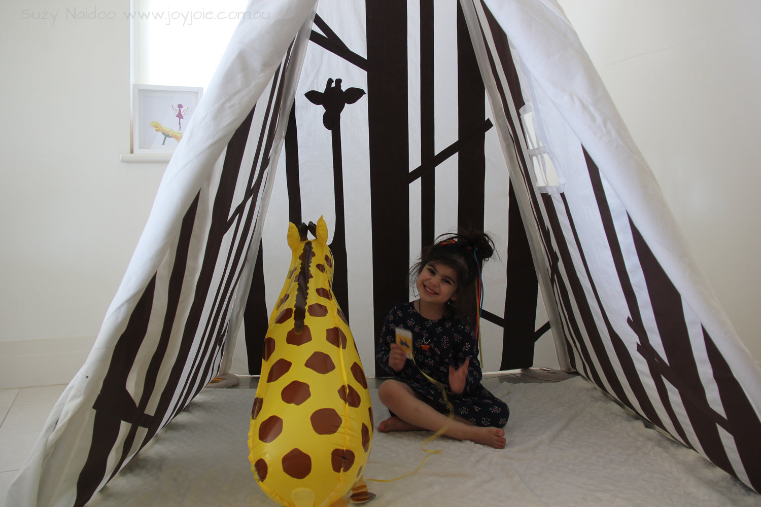 Family Size Forest Teepee