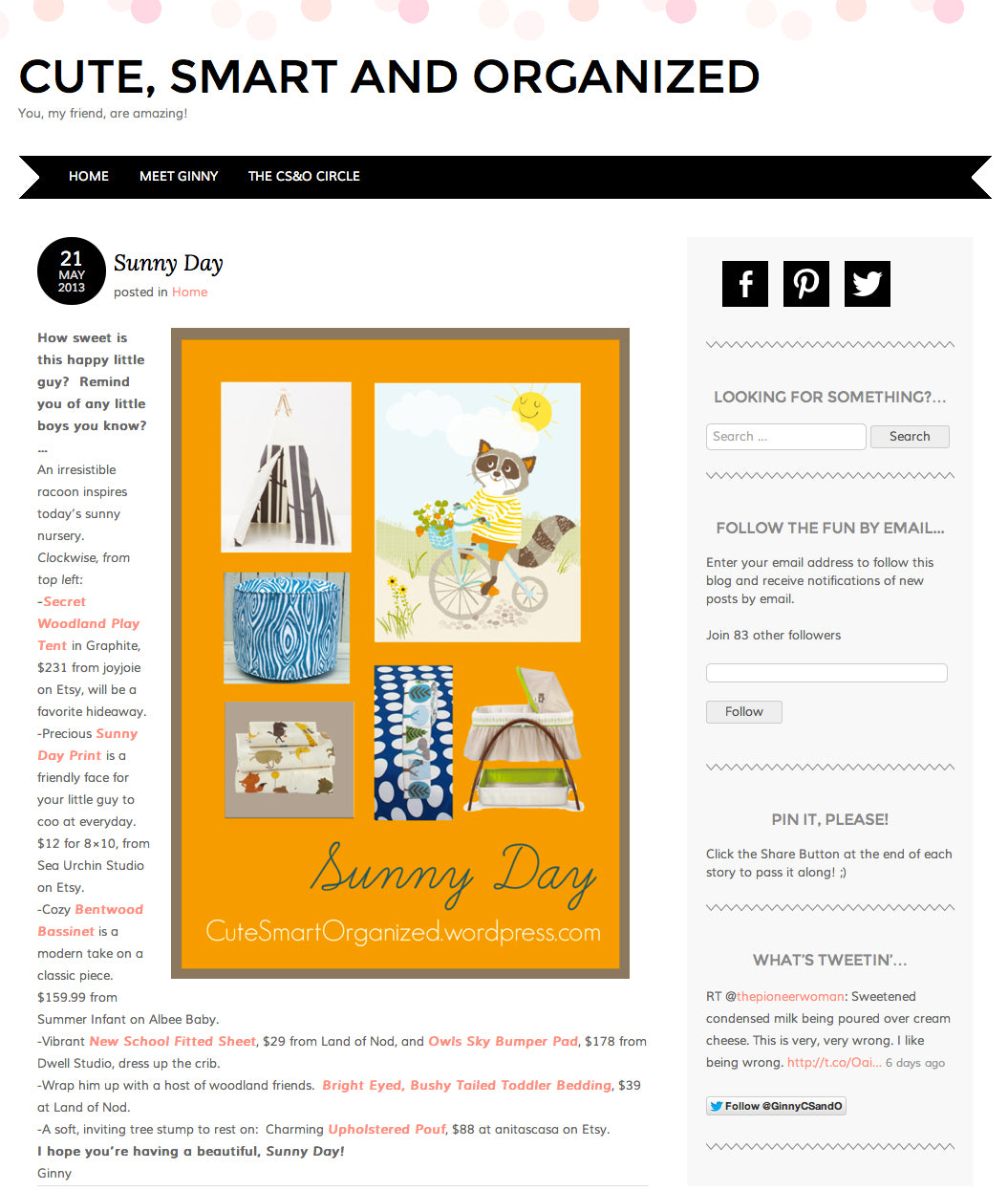 Tepee Blog Feature