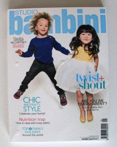 Studio Bambini September 2012