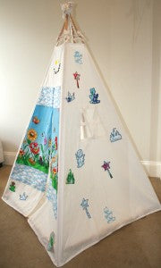 Fairy Princess Teepee