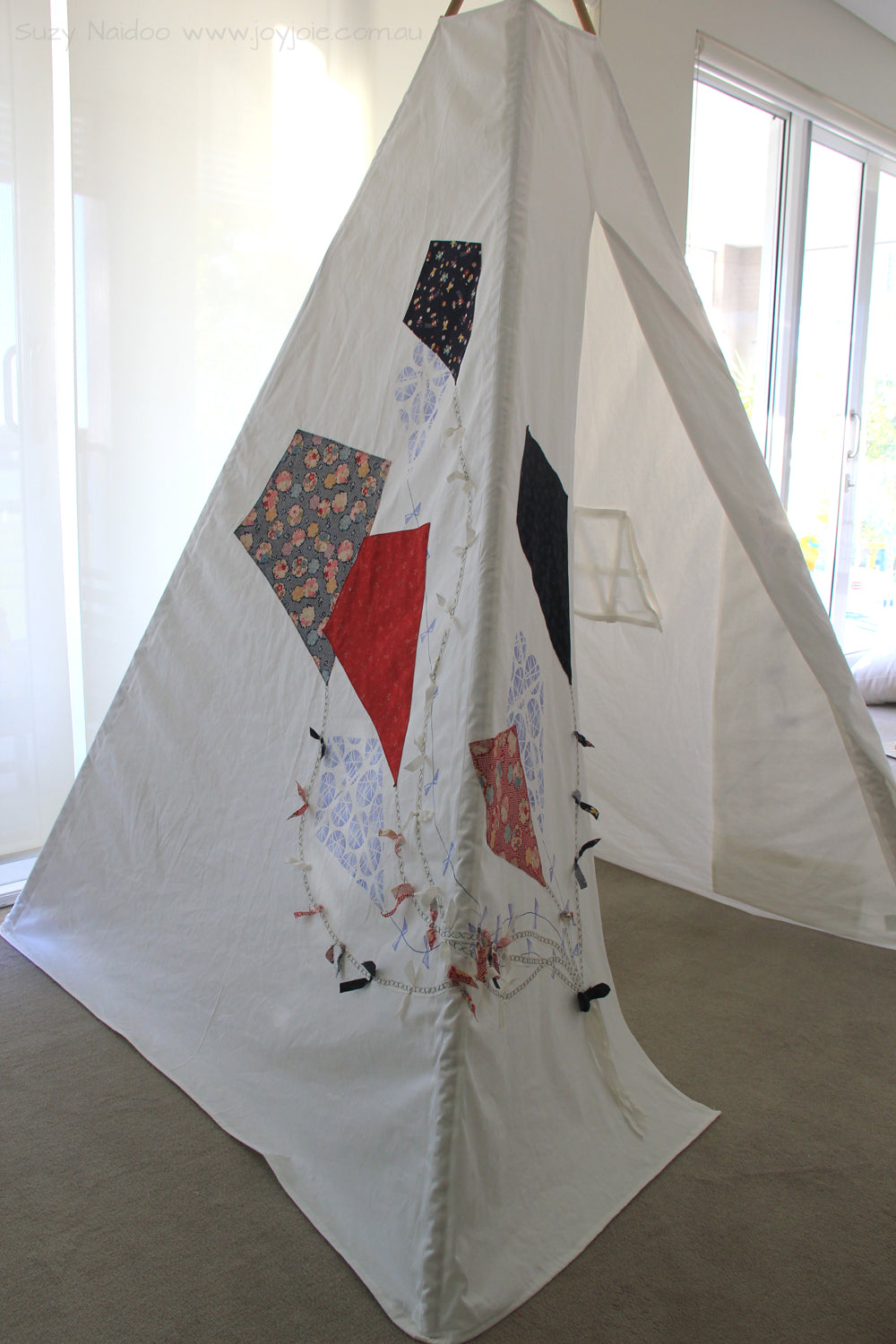 Kids Kite Teepee
