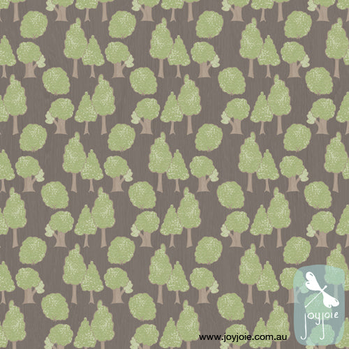 Forest tree surface pattern repeat