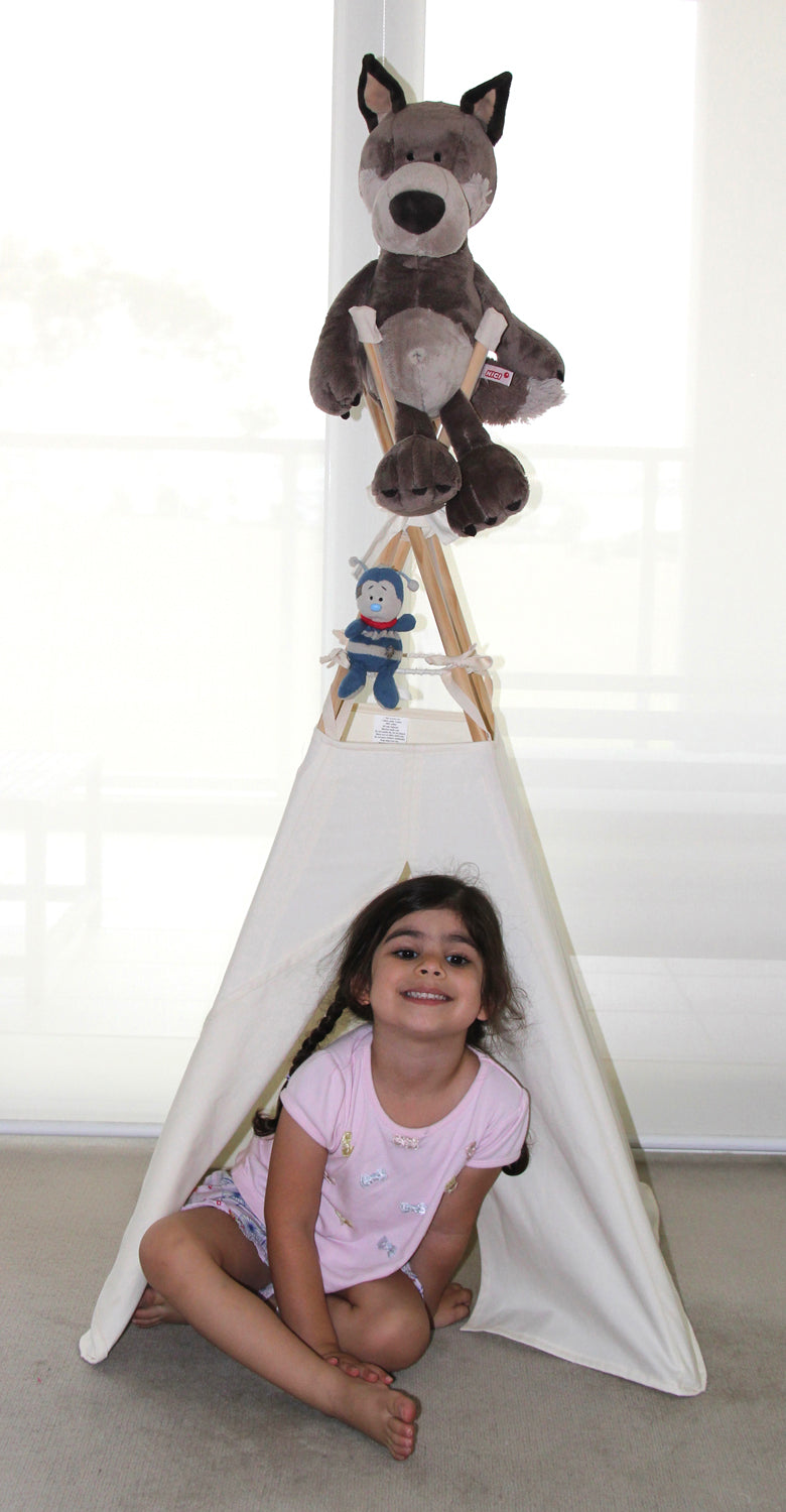 Mini Stylist Teepee