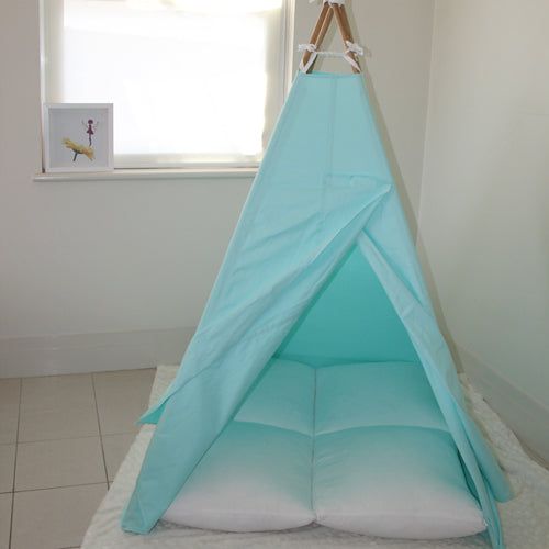 Mint Whimsical Teepee