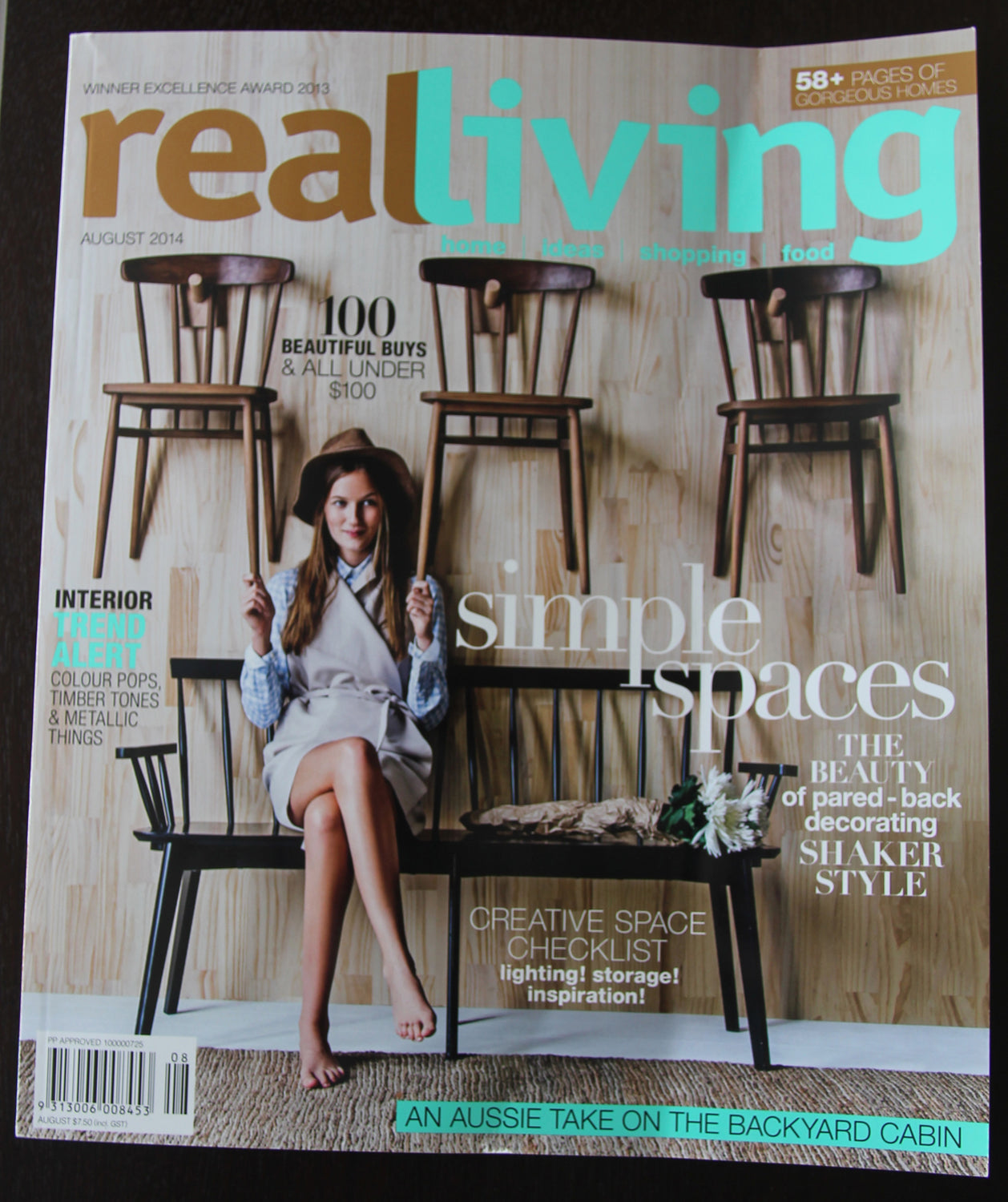 Real Living August 2014