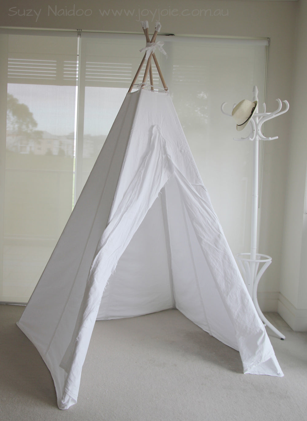 Whimsical tepee