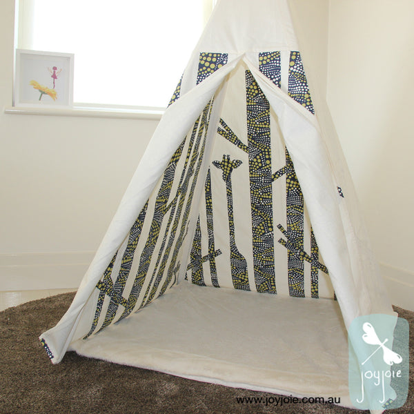 Portobello Secret Forest Teepee - joyjoie