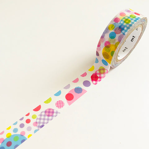 Scattered Spot Washi tape from MT