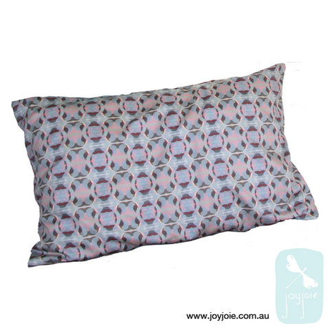 Floral Lotus Pillow Cover (ex. insert) - joyjoie
