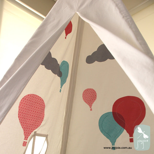 Hot Air Balloon Teepee – Family Size - joyjoie