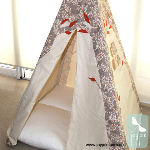 Tree Teepee – Orange Blossom - joyjoie