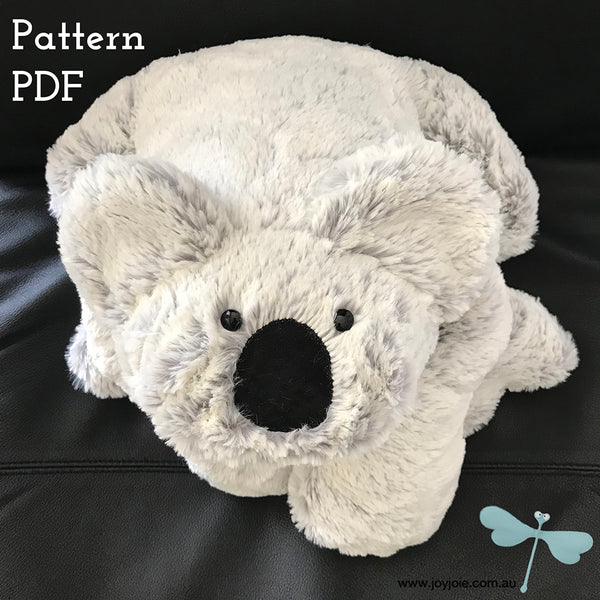 Kale the Koala PDF Pattern